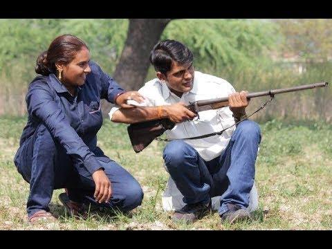 Renu Yadav Former Chambal Dacoit with Vishnu Lamba for Save Beehad