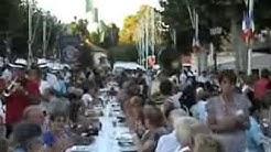 MOUNGETADE GEANTE Le FOSSAT 2013 avec les GAIS RIMONTAIS 1e partie