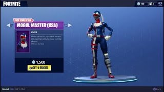 Fortnite Mogul Master All Skins
