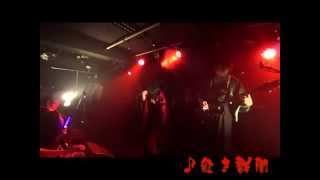 2014/01/26 渋谷aube 陰陽座トリビュートバンド 魅咲座 misakiza セット...