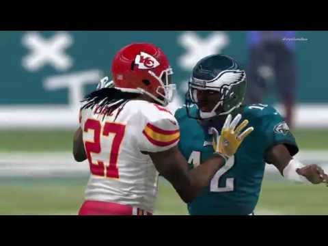 CANT STOP TERRELL DAVIS OR LACY : MADDEN 16 DRAFT CHAMPION GAMEPLAY