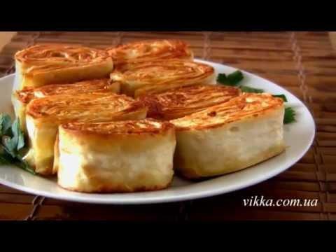 Холодные закуски, Рулеты из лаваша, рецепты с фото на