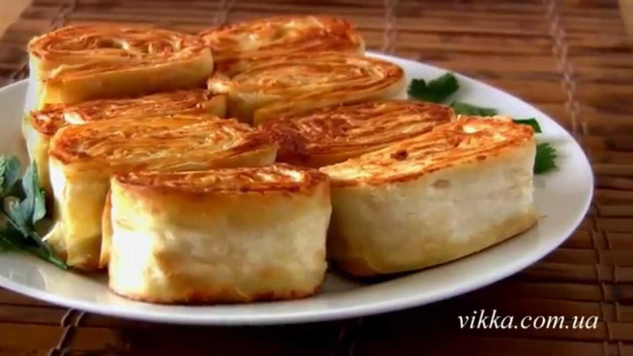 найти рецепт закуски из лаваша