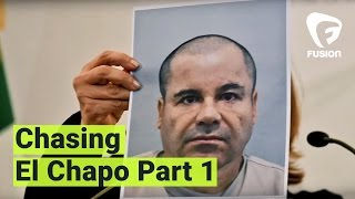 Narcos, Guns & Money: Chasing El Chapo PART 1