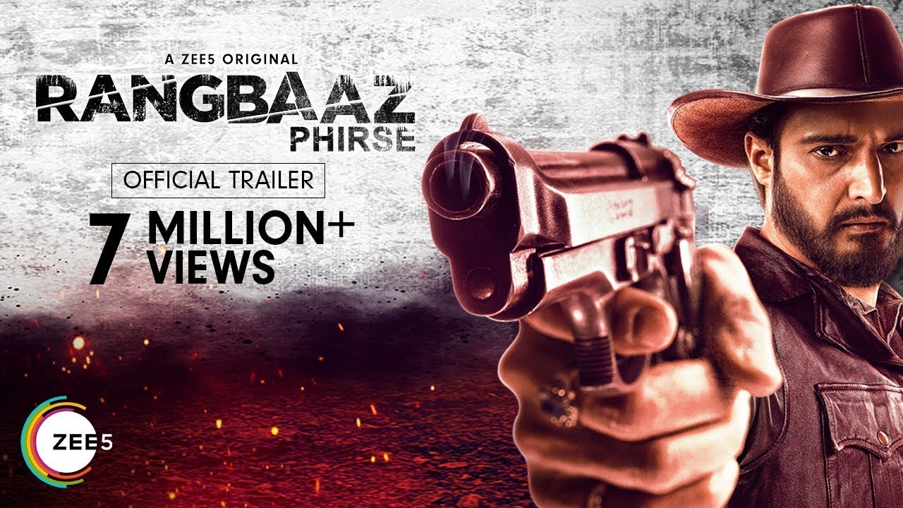 Download Rangbaaz Phirse: Official Trailer | Jimmy Sheirgill | Gul Panag | ZEE5 Originals