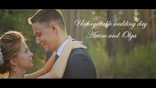 Свадебный клип Артем и Ольга