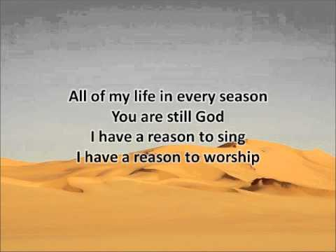 Desert Song - Hillsong (with lyrics)