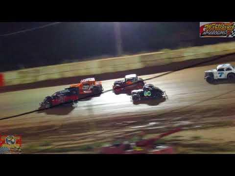 Dwarf Feature @ Wartburg Speedway (9-9-17)