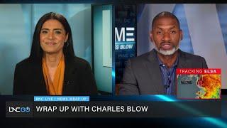Charles Blow Talks Nikole Hannah-Jones Rejecting UNC Tenure for Howard Position