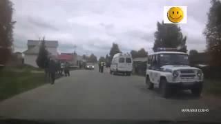 дтп в Каргополе 2013 Car crash compilation 90
