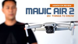 DJI Mavic Air 2 - Everything You Need to Know