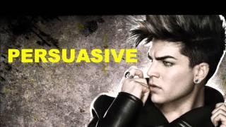 Adam Lambert- Kickin