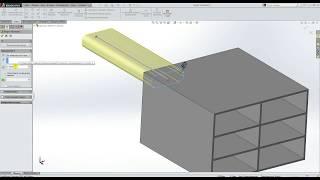 SolidWorks для самых начинающих. Часть 2