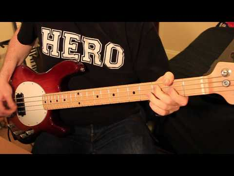 Beer By Reel Big Fish - Bass Cover