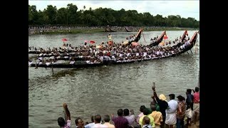 All set ready for Aranmula Boat Race