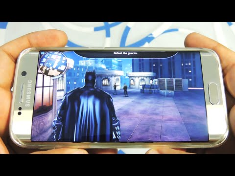 TOP 17 GAMES ON SAMSUNG GALAXY S6 EDGE GAMING