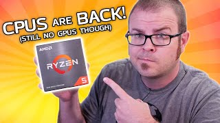 Parting out Mid-Range Gaming PCs during a Global GPU Shortage...