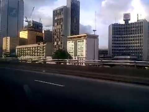 Driving from Lagos Island to Apapa 201210202