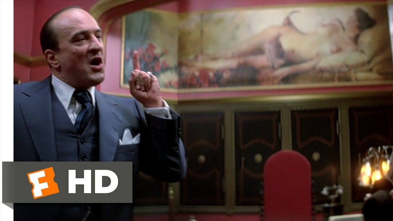 I Want Him Dead The Untouchables 510 Movie Clip 1987 Hd Youtube