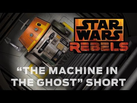 The Machine In The Ghost - Short | Star Wars Rebels