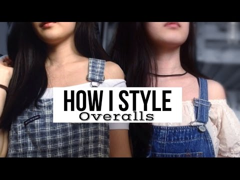 HOW I STYLE OVERALLS / DUNGAREES