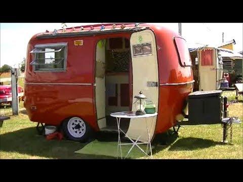 2017 Maritime Vintage Fiberglass Camper Meet
