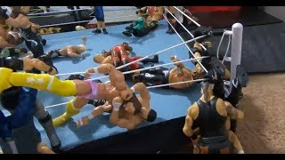 homepage tile video photo for Prestons Toys Ep. 29: Extreme WWE Ring Setup w Food and Weapons
