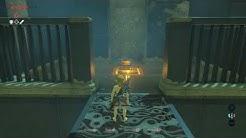 Legend of Zelda: Breath of the Wild - Mezza Lo Shrine - Ancient Trifecta Guide (Nintendo Switch)