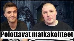 10 PELOTTAVAA MATKAKOHDETTA JOIHIN ET USKALLA MENNÄ feat. Ville Mäkipelto
