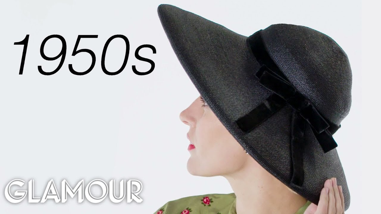 100 Years of Headwear | Glamour