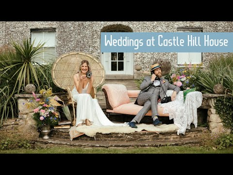 Weddings at Castle Hill House, Wycombe Museum