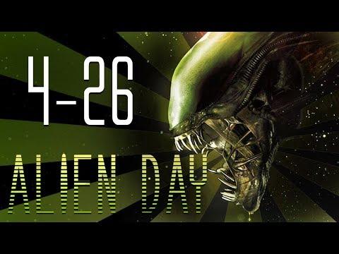 26 Nisan Perşembe Alien 1979 Twitch yayını