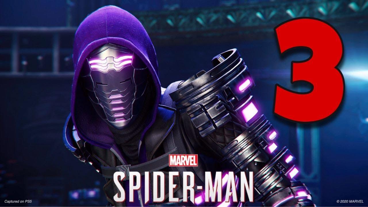 Download SPIDER-MAN MILES MORALES ITA - [COSA SUCCEDE AL PONTE BROOKLYN - PARTE 3 - PS4]