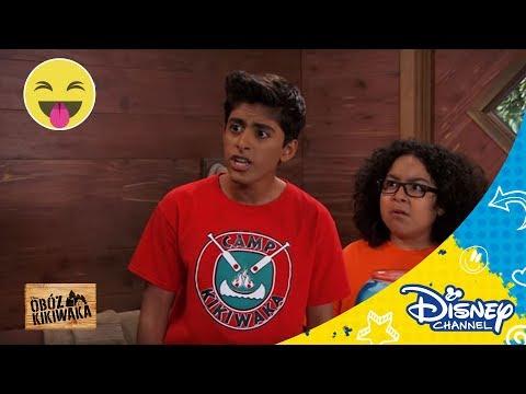Obóz Kikiwaka - Sauna. Oglądaj w Disney Channel!