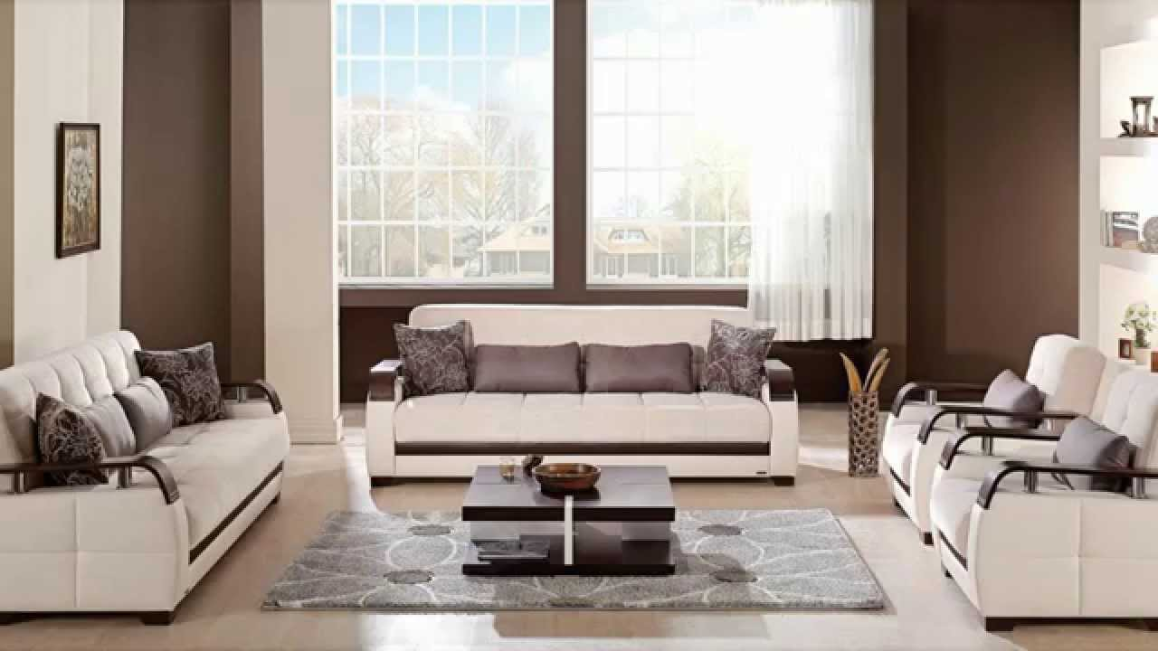 Natural Maxi Living Room Set by Istikbal Furniture - YouTube