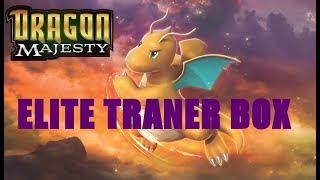 OPENING ANOTHER DRAGON MAJESTY ELITE TRAINER BOX | Killa Swag Killa | Pokémon TCG Opening