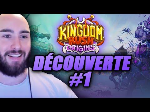 Vidéo d'Alderiate : [FR] ALDERIATE - KINGDOM RUSH ORIGINS - EPISODE 1
