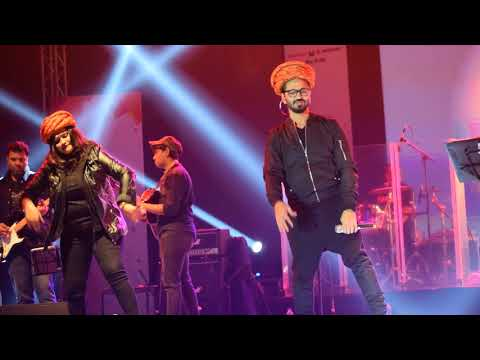 AMIT TRIVEDI And TEAM In IIT BHU