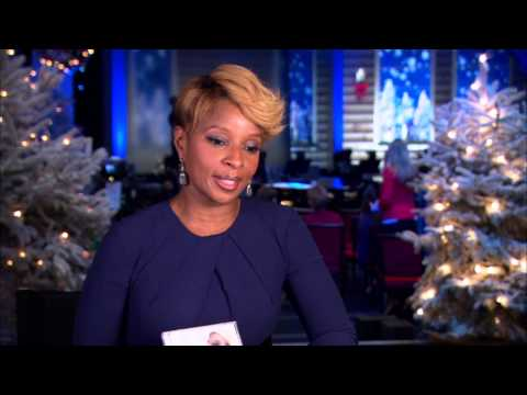 Michael Bublé´s 3rd Annual Christmas Special: Mary J. Blige Interview