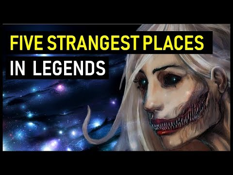 The 5 Strangest Locations In STAR WARS LEGENDS