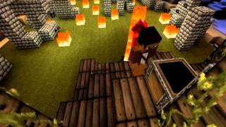 Minecraft Сериал Избранный Часть 3