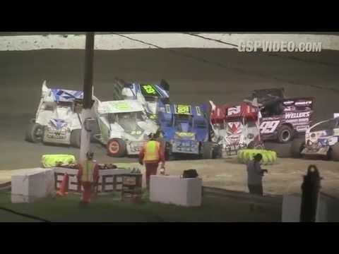 Sportsman - 8/27/2016 - Grandview Speedway