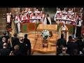 watch he video of Baroness Rachael Heyhoe Flint's Funeral Service