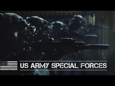 US ARMY Special Forces || BLACK OPS