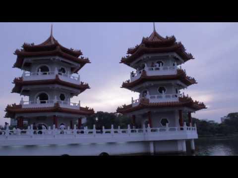 Chinese Garden Singapore Pagoda