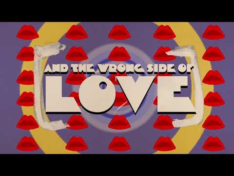 The Waterboys - Right Side Of Heartbreak (Wrong Side Of Love) - Official Lyric Video