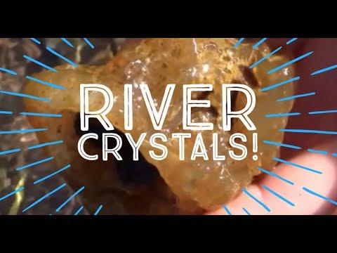 Oregon River Crystals