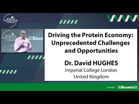 WNF 2016 - David Hughes - Driving the protein economy