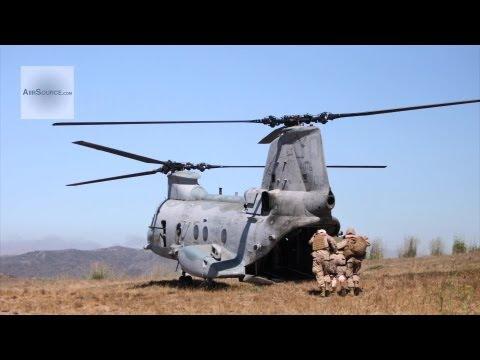 U.S. Marines Mass Casualty Exercise