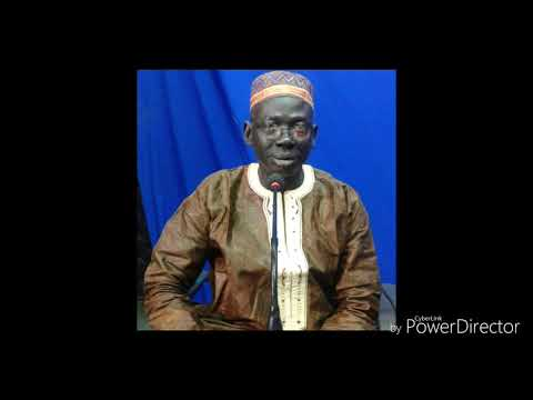 Gambia news with sarjo barrow  24.11.2018